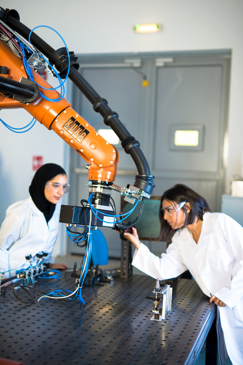 Aerospace Research and Innovation Center Prepares to Revolutionize the World's Aerospace Manufacturing