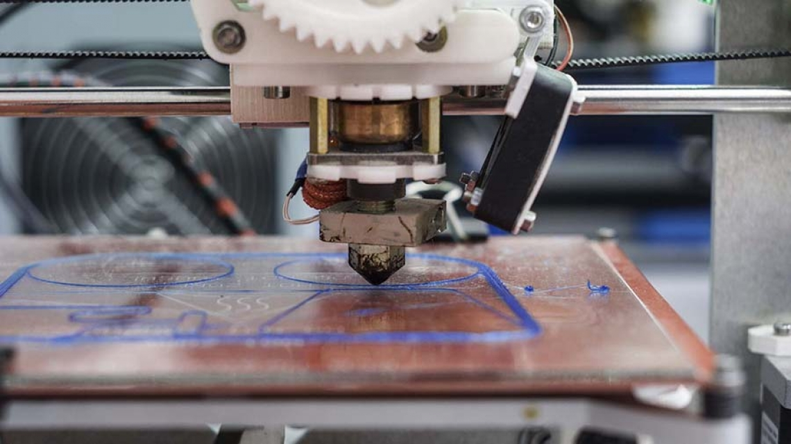 3D Printing the Innovations of the Future