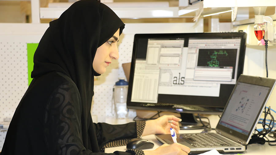 Masdar Institute's UAE National Students Find Projects at 'Taaleem Science Fair' Highly 'Innovative'