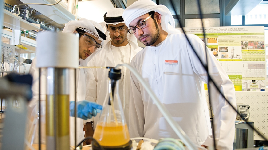 Masdar Institute Tops in Research Excellence among 91 Arab Region Universities