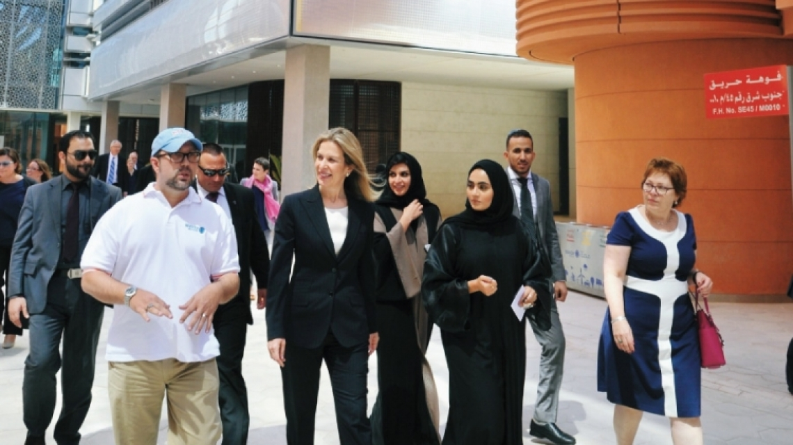 UAE, US officials discuss collaboration with Masdar Institute – The National
