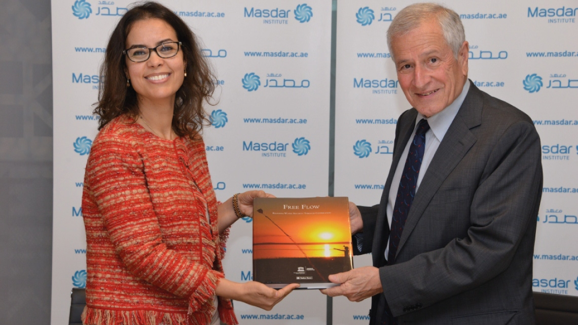 Masdar Institute and International Center for Biosaline Agriculture to Collaborate on Agricultural and Water Scarcity Solutions