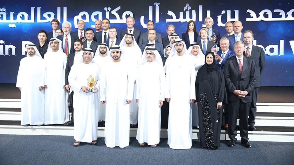 Faculty-led Project Wins 2017 Mohammed bin Rashid Global Water Award
