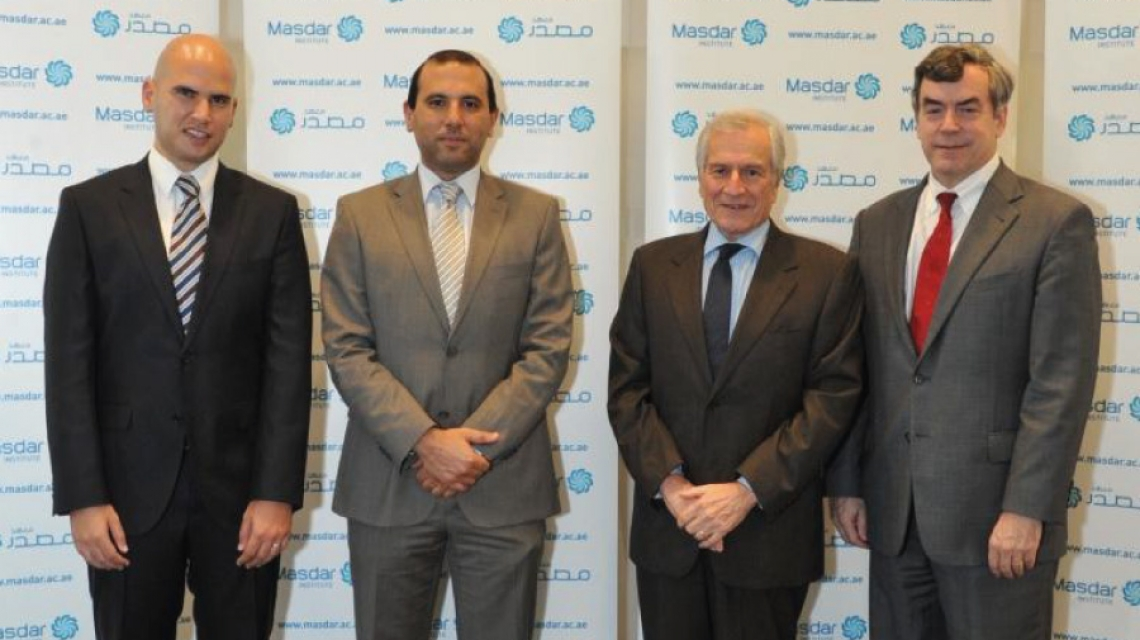 Masdar Institute and WMS Metal Industries Announce Novel Product Development Project