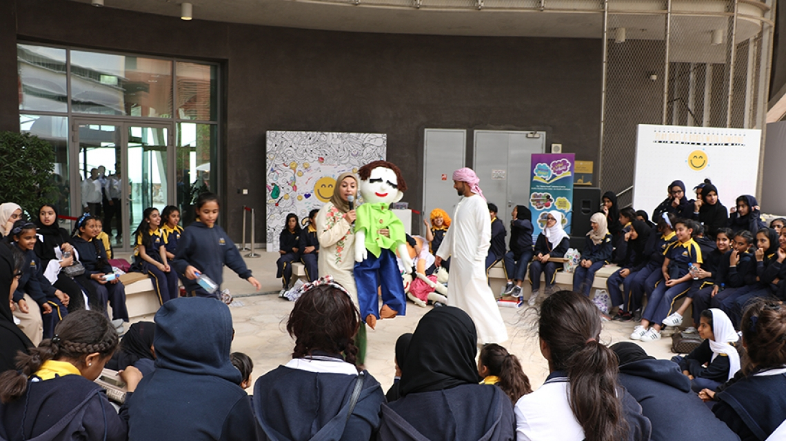 Masdar Institute Launches Happiness Club to Mark International Day of Happiness