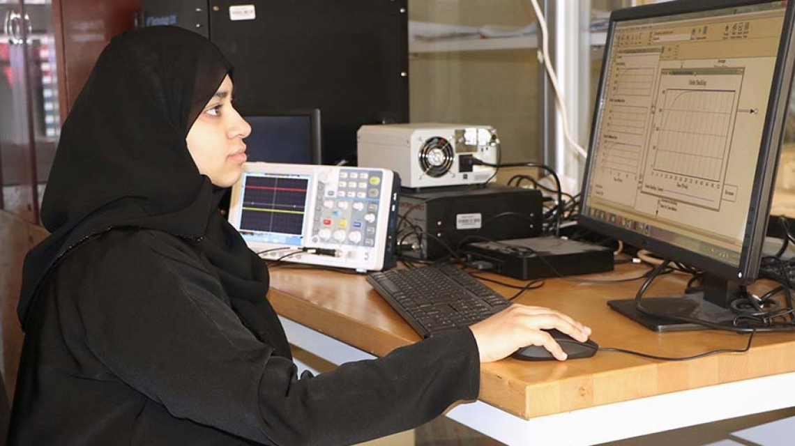 Engineering Systems Management Student Khulood Alhosani Becomes Sixth MI-Toyota Scholar
