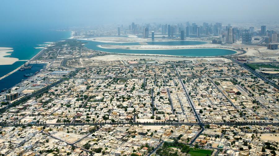 Sustainable Suburban Development Methods for Abu Dhabi Presented