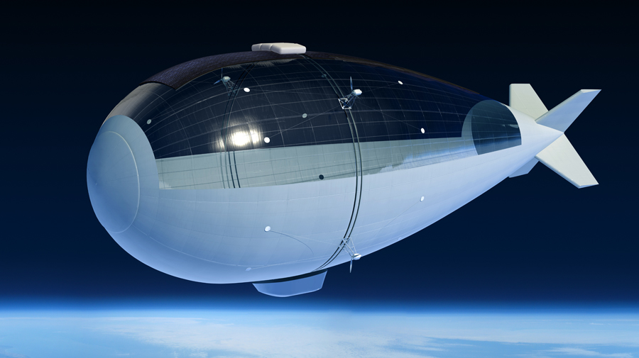 Masdar Institute Signs MoU with Thales and MINES ParisTech to Develop Applications for Innovative Airship