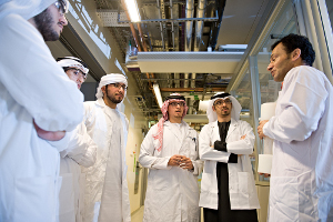 Members of Masdar Institute's Young Future Energy Leaders Program Attend Two-Day Workshop on Waste Management