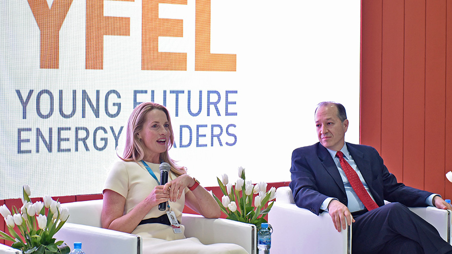 YFEL Members Gain Insights from Global Sustainability Leaders
