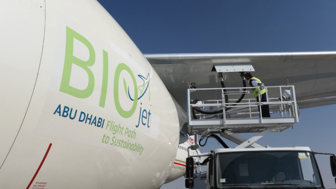 New BIOJET Abu Dhabi Imitative To Develop Comprehensive Framework For UAE Biofuel Supply Chain