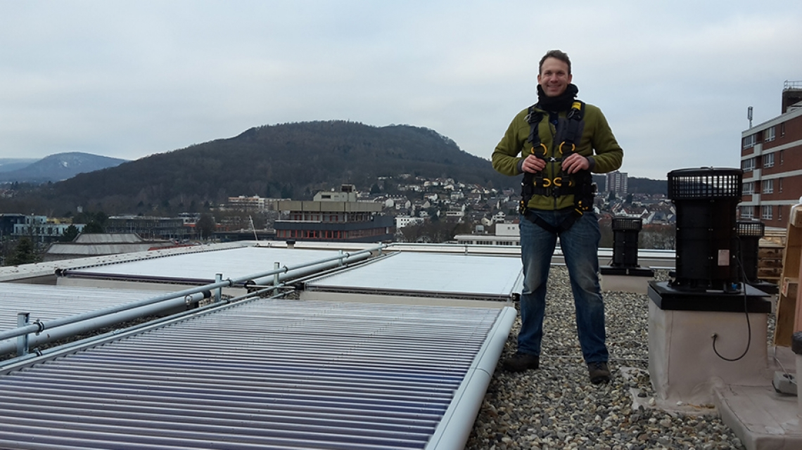 Alumni Spotlight: Making Manufacturing More Sustainable with Renewable Energy