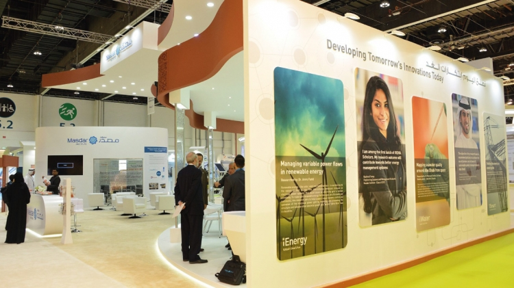 Masdar Institute to Showcase Main Research Thrust Areas at WFES 2014
