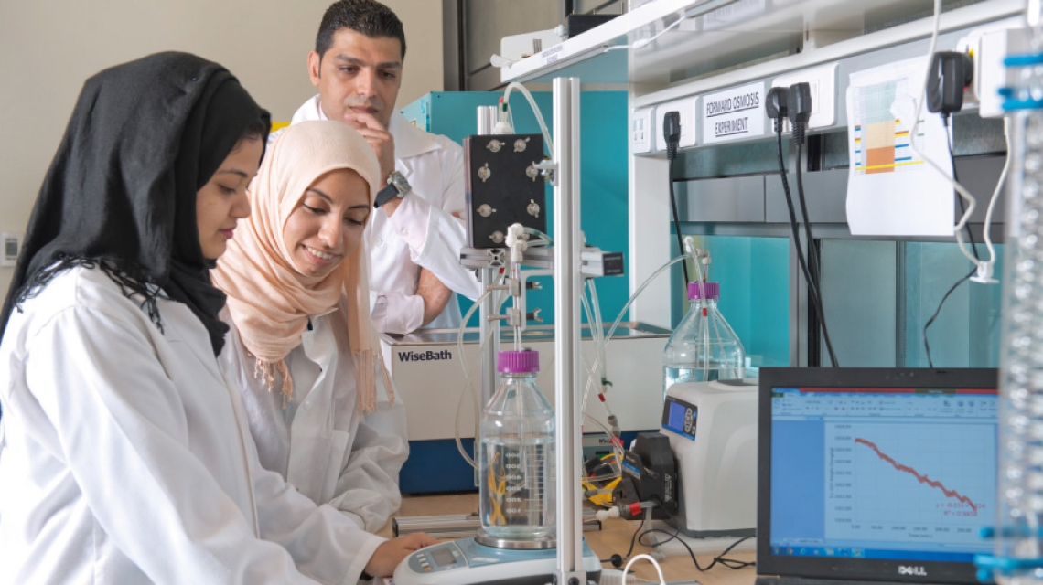 Masdar Institute is Making Sustainable Desalination Affordable for the UAE
