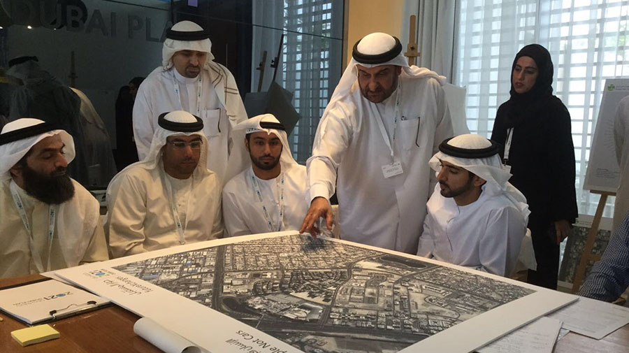 Assistant Professor Leads Creative Lab at DubaiPlan 2021 FutureXChanges