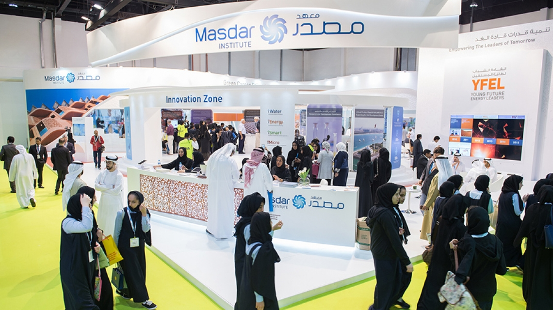Masdar Institute to Reveal Advanced Technology Innovations at ADSW 2017