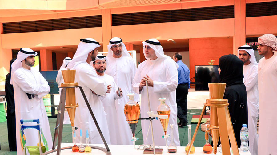 Research and Innovations Highlighted During UAE Innovation Week 2016