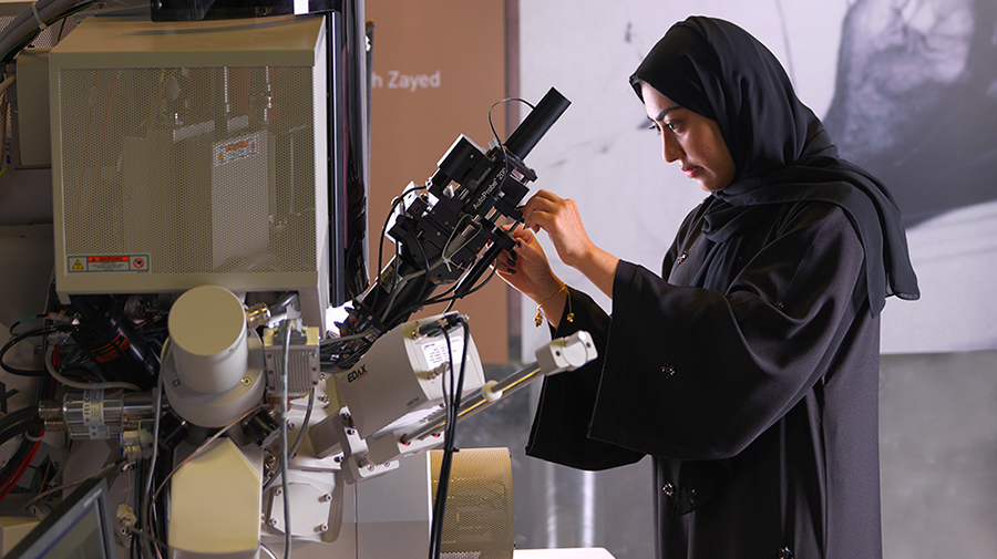 Masdar Institute Celebrates International Women's Day by Recognizing Integral Role of Women in Science, Technology, Engineering and Mathematics (STEM)