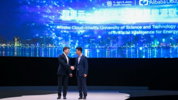 Khalifa University And Alibaba Cloud Launch Joint Innovation Laboratory To Focus On Artificial Intelligence For Clean Energy