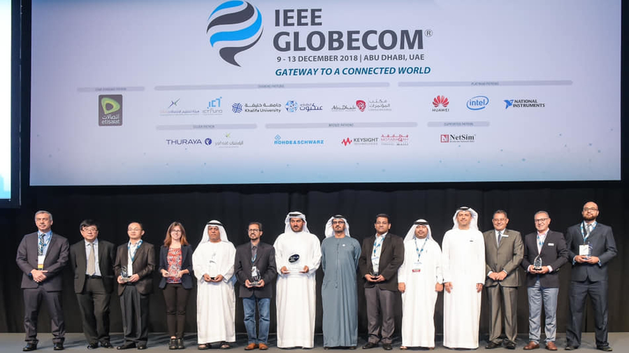 HE Hussain Al Hammadi Inaugurates MENA Region's First IEEE Globecom 2018 in Abu  Dhabi