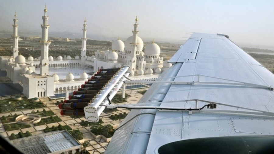 UAE at the Forefront of Cloud-Seeding