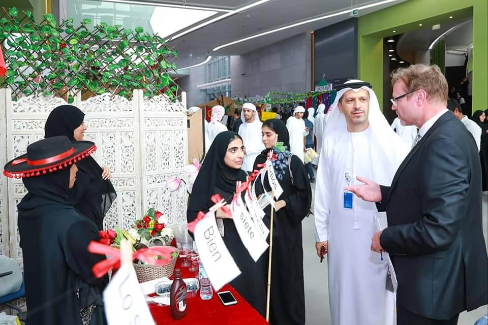 Khalifa University Marks 'Year of Tolerance' with Global Day 2019 Festivities