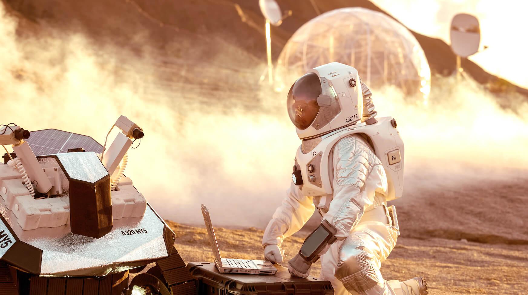 Khalifa University and UAE Space Agency to Host Leading NASA Scientist in Abu Dhabi