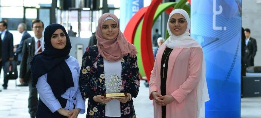 Khalifa University Wins Five Out of 11 Best Paper Awards at UAE Graduate Students  Research Conference 2019