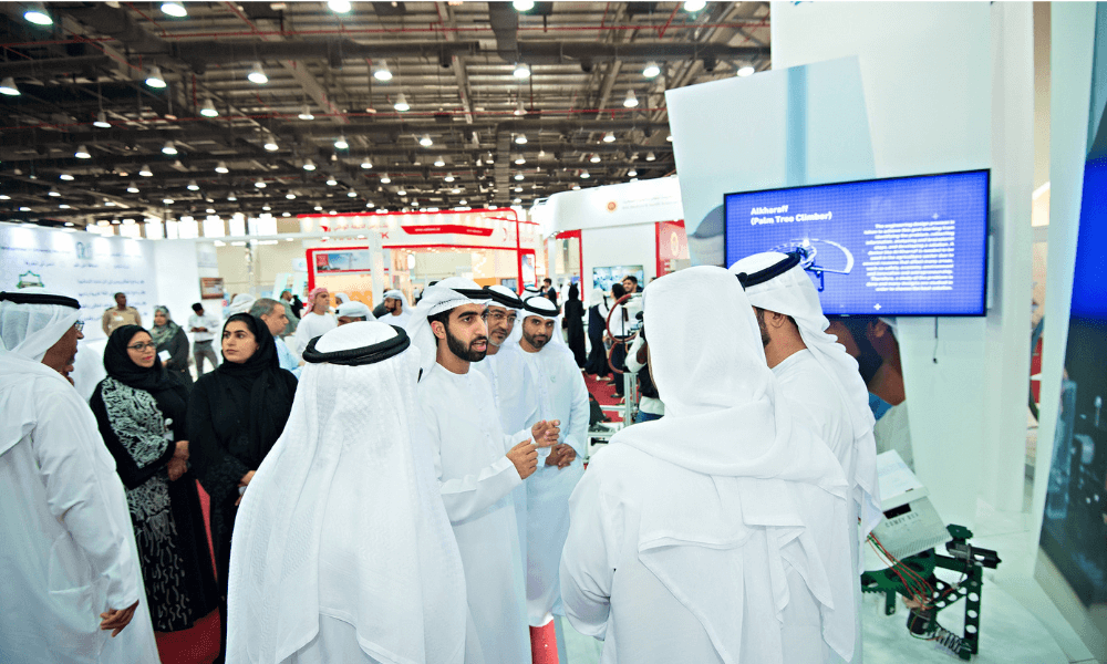 Khalifa University Featuring Select Research Innovations at RAK Education, Training and  Employment Exhibition 2019