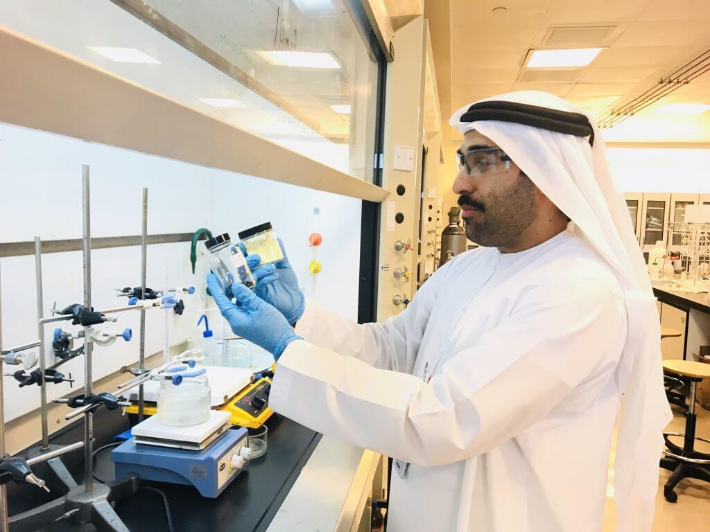Turmeric, Garlic and Elemental Sulfur - Khalifa University
