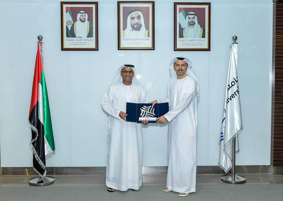 UAE General Civil Aviation Authority & Khalifa University Link Up for International Aviation Award