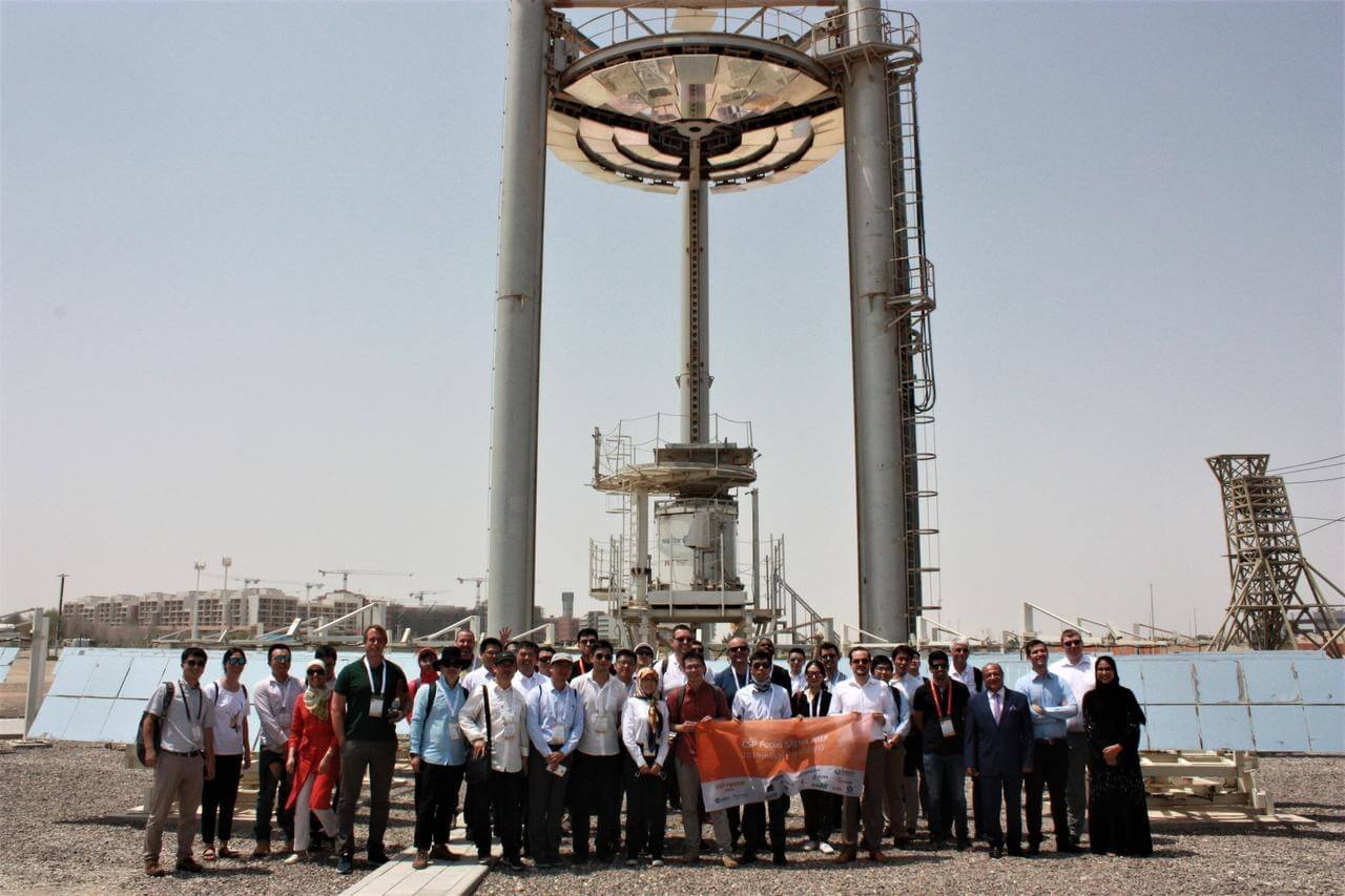 Concentrating Solar Power Pilot Project Updates Shared