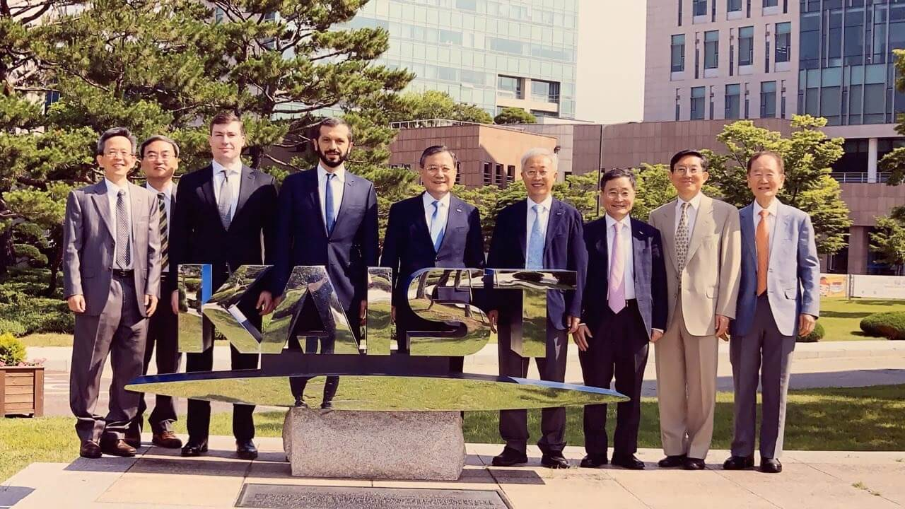 KAIST-KU Joint Research Center Launches from Korea to Bolster 4th Industrial Revolution R&D