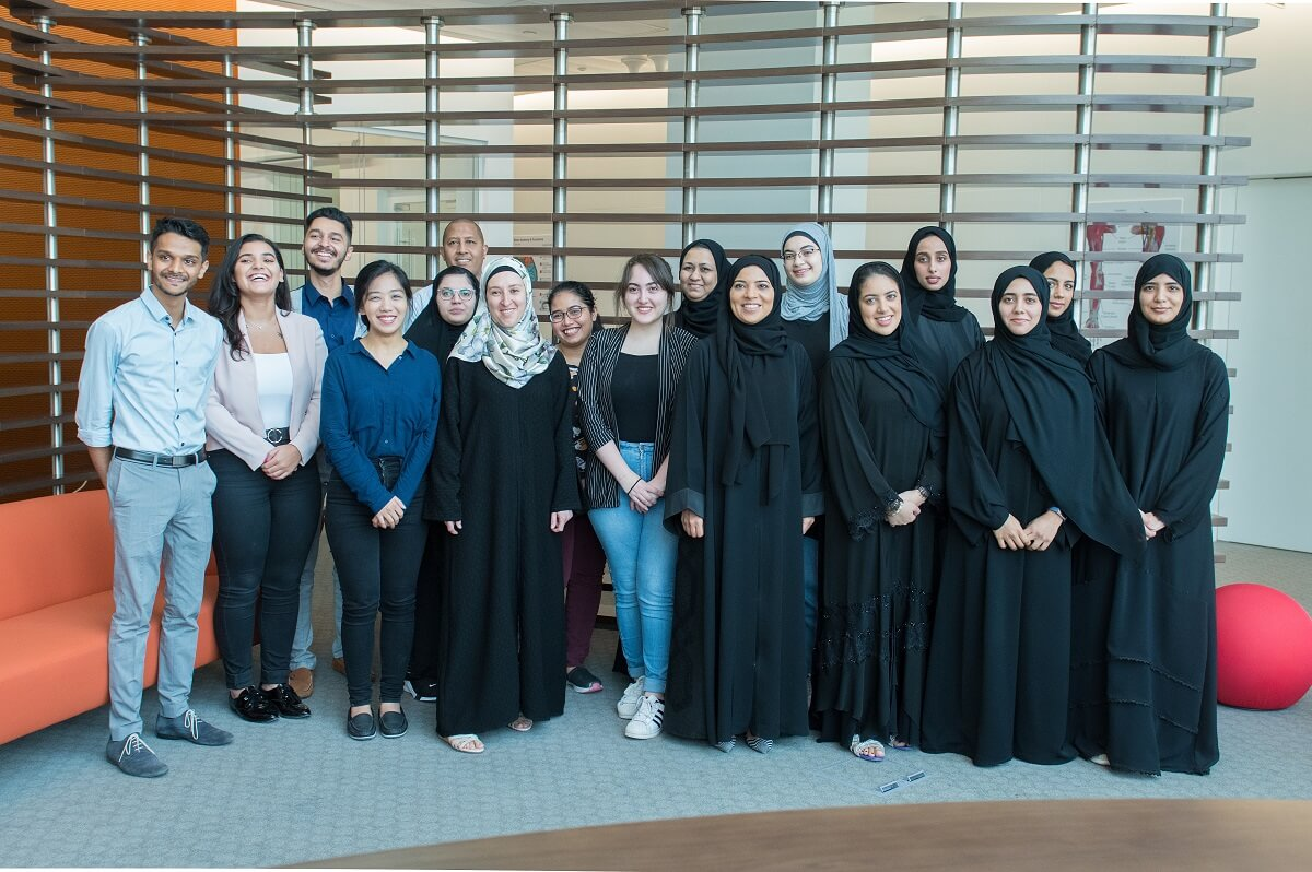 Biotechnology Center Interns Analyze Thyroid Disease in Emiratis