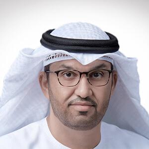 His Excellency Dr. Sultan Bin Ahmad Sultan Al Jaber