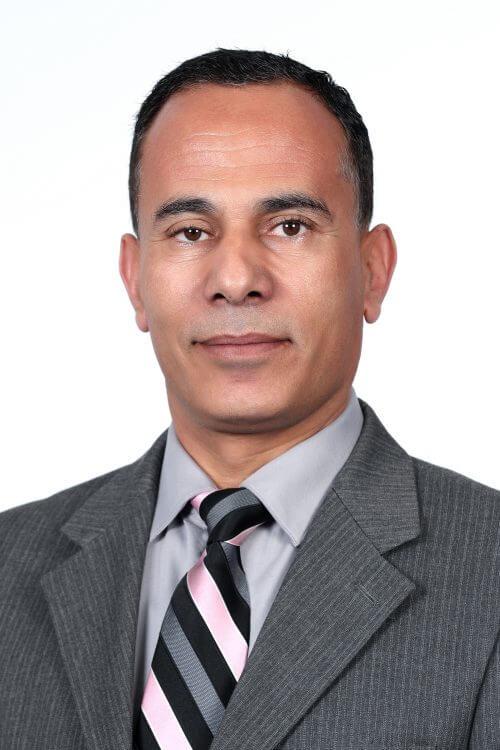 Dr. Mohammad A. Al Shudeifat