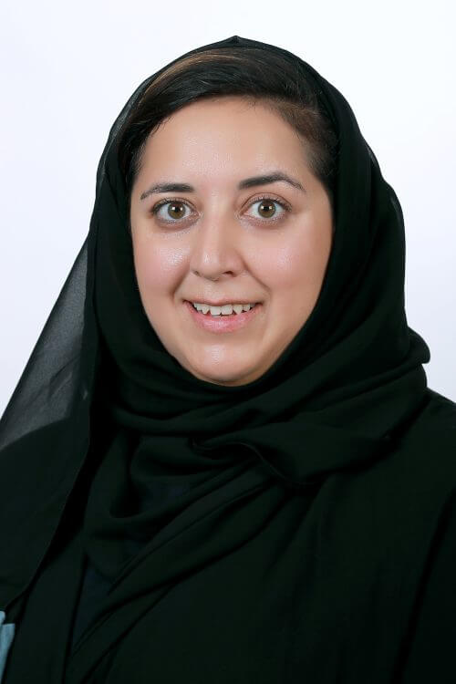 Dr. Aisha Al Suwaidi