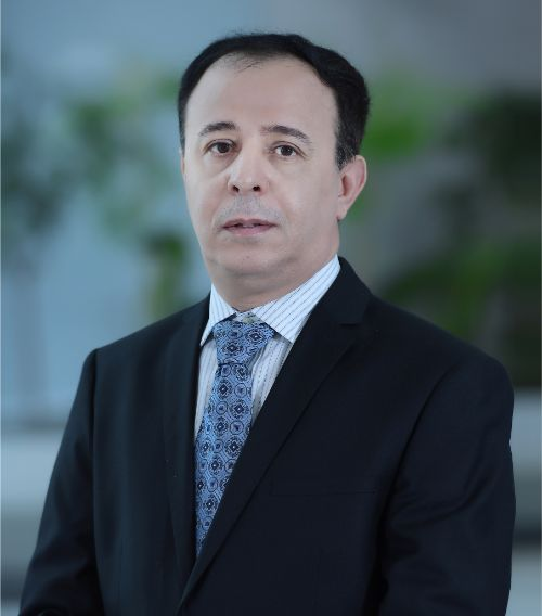 Dr. Dirar Al Homouz
