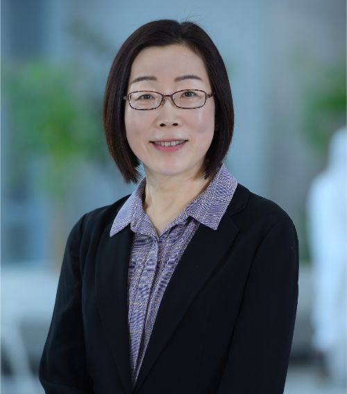 Dr. Linda Zou