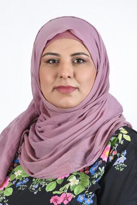 Asma Mughrabi