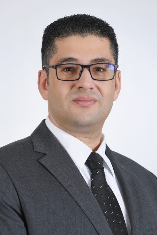 Dr. Ashraf N. Al-Khateeb
