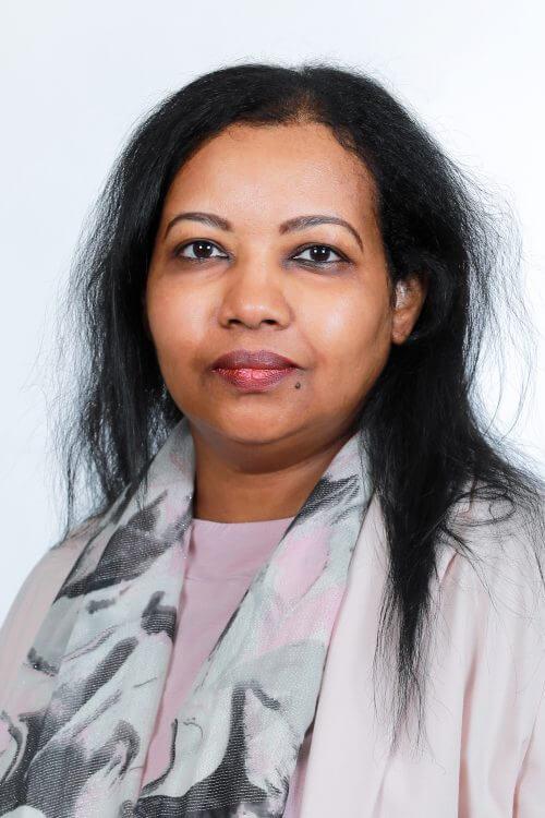 Dr. Amani Abdullatif Omer