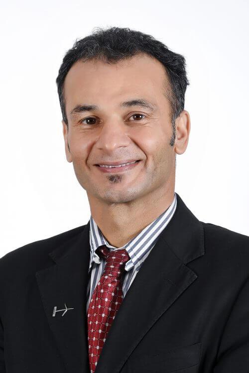 Dr. Isam Janajreh