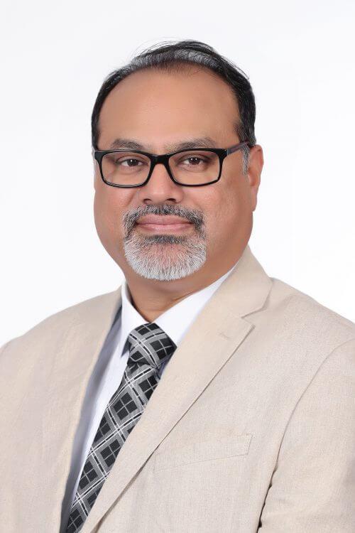 Dr. Vijay Pereira