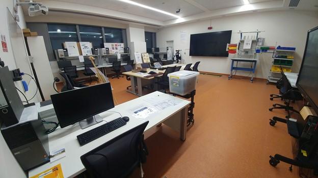 Human Factors Lab Facilities