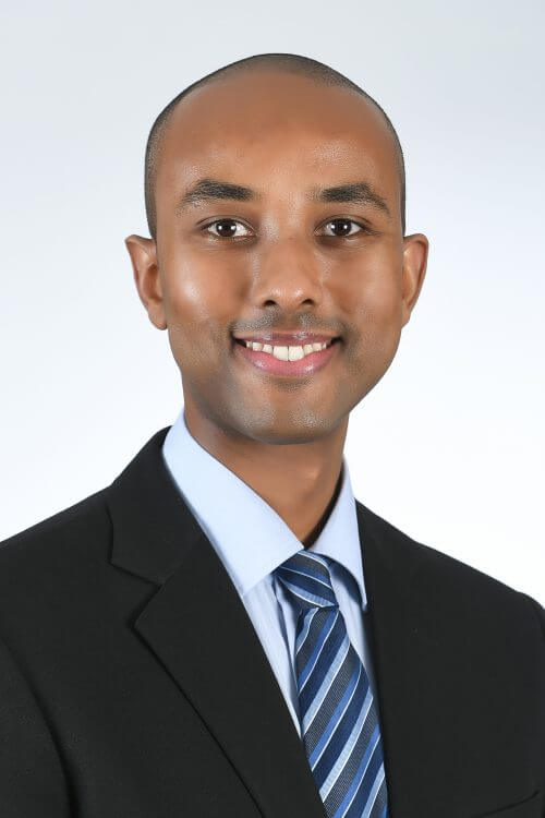 Dr. Sharmarke Mohamed