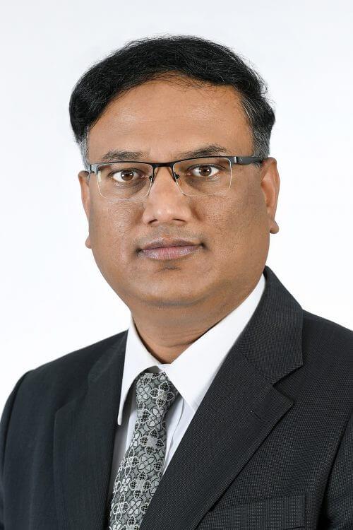 Dr. Shashikant Patole