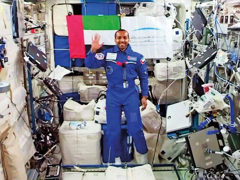 Khalifa University Awards First-Ever Honorary Doctorate to First Emirati Astronaut Hazza Al-Mansouri