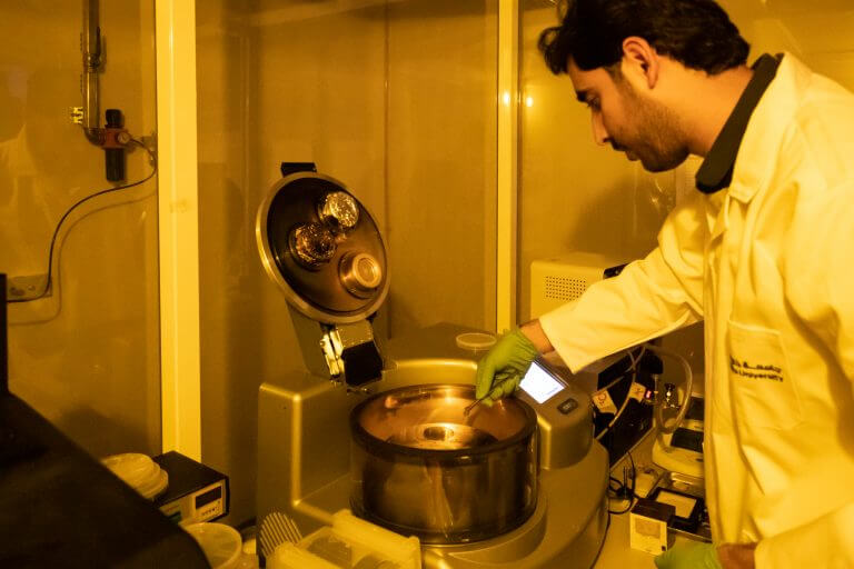 MSc in Materials Science and Engineering