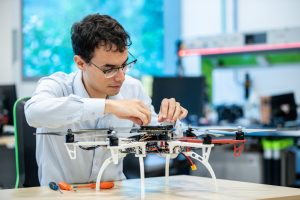 Mohamed Bin Zayed International Robotics Challenge